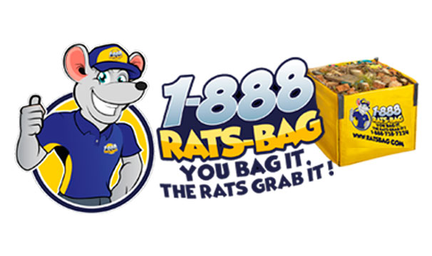 1-888-RASTBAG / DIY Junk Removal