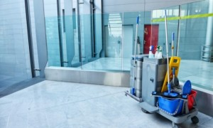 Commercial Cleaning Service <span>  Janitorial / Office Cleaning Service</span>