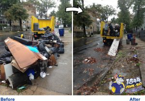 curb side junk removal