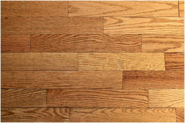 type of floor wood